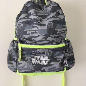 NWT Gap Star Wars Backpack